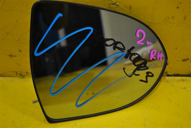 Зеркальный элемент Kia Sportage 3 правый