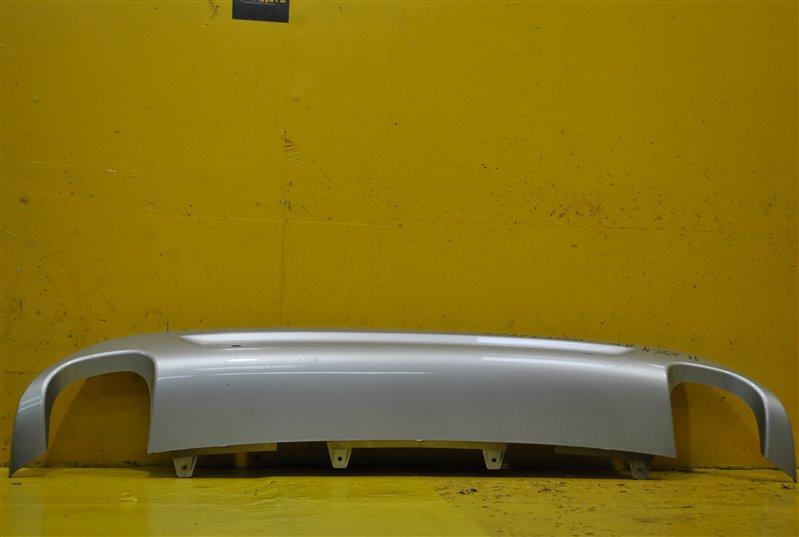 Юбка бампера Volvo Xc70 2 2007 задняя
