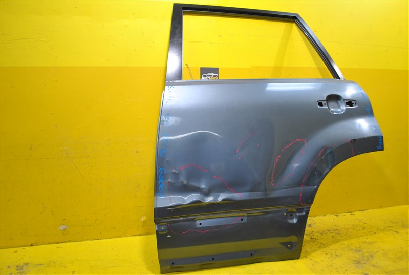 Дверь Suzuki Grand Vitara JT 2005 задняя левая