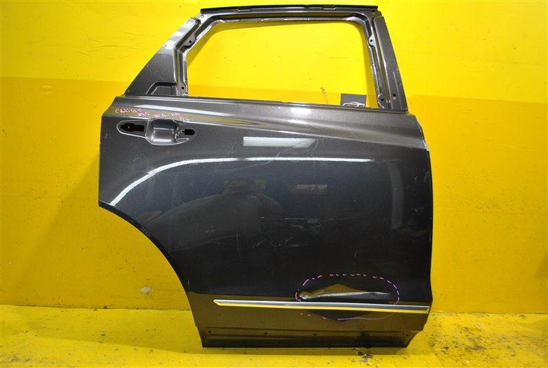 Дверь Cadillac Xt5 2016 задняя правая