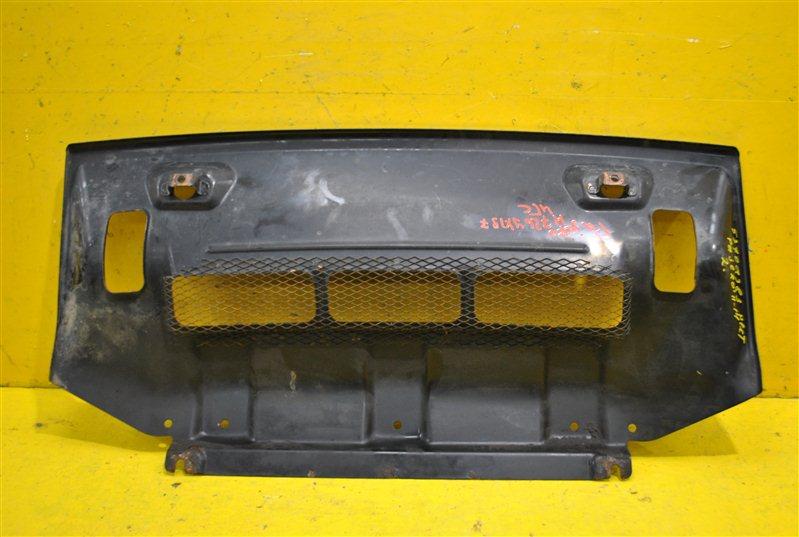 Воздуховод бампера Mitsubishi Pajero 3 2011 передний