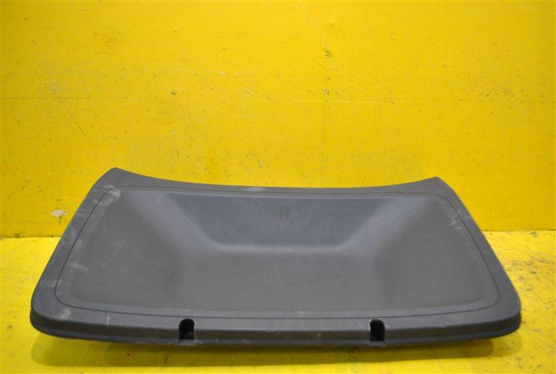 Обшивка багажника Ford Ecosport 1 2014 задняя