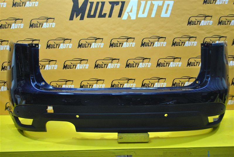 Бампер Jaguar F-Pace 2016 задний