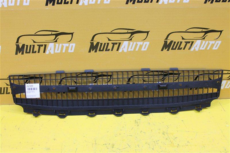 Решетка в бампер Renault Megane 2 2006 передняя
