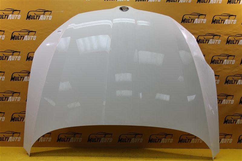 Капот Skoda Superb 3 2015 передний