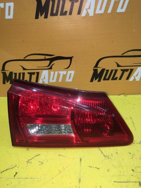 Фонарь внутренний Lexus Is 2 2005 левый