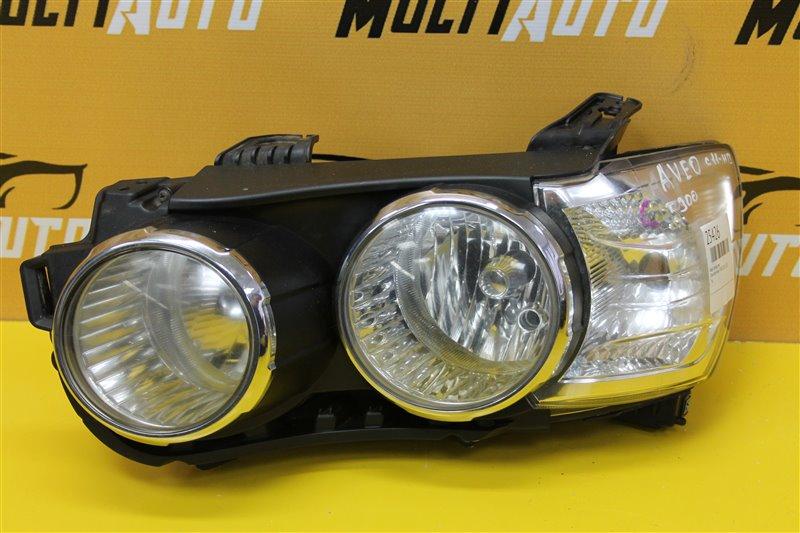 Фара Chevrolet Aveo T300 2011 передняя левая