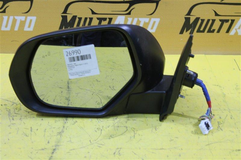 Зеркало Mitsubishi Pajero Sport 3 2015 левое