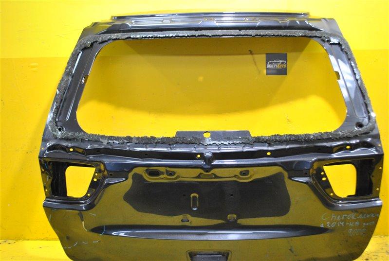 Крышка багажника Jeep Grand Cherokee WK2 2014 задняя