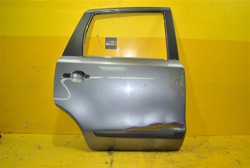 Дверь Nissan Note E11 2009 задняя правая