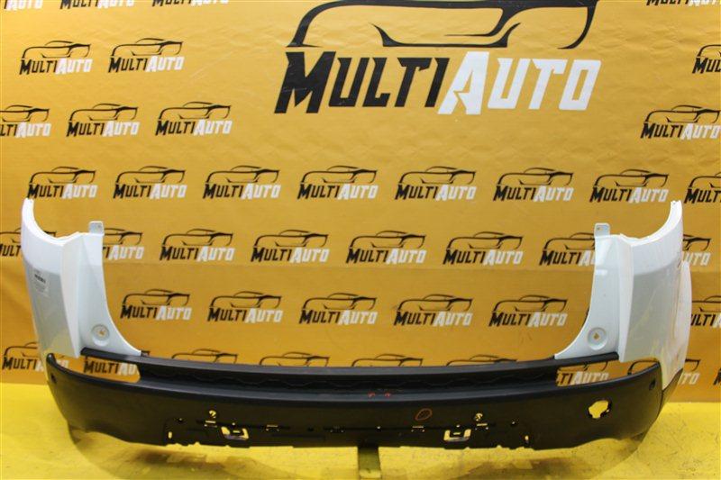 Бампер Land Rover Discovery Sport 2014 задний