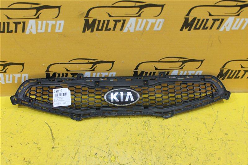 Решетка радиатора Kia Picanto 2 2011 передняя