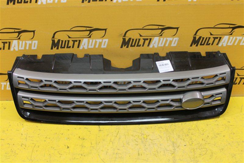 Решетка радиатора Land Rover Discovery Sport 2014 передняя