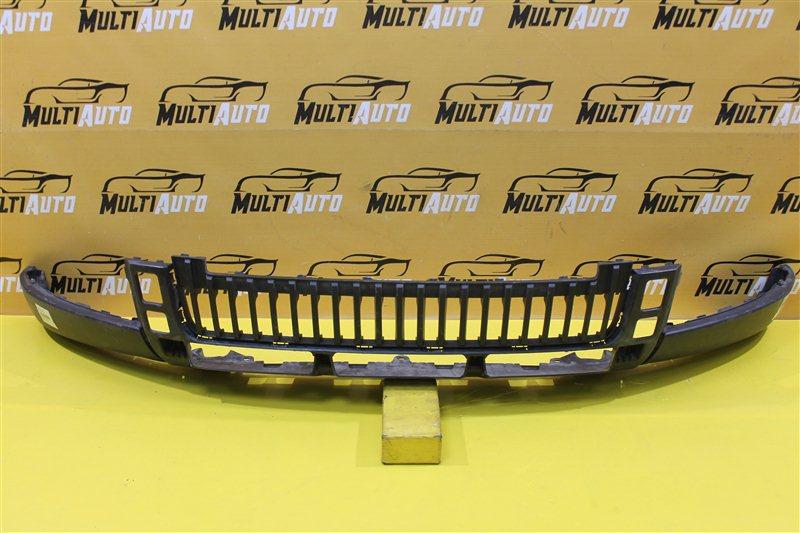 Юбка бампера Skoda Yeti 1 2013 передняя
