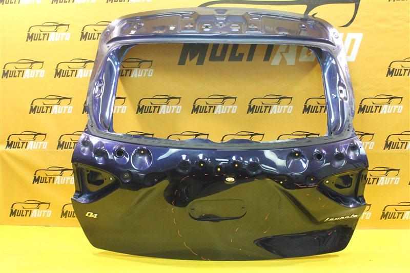 Крышка багажника Maserati Levante 1 2016 задняя
