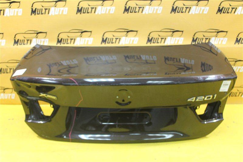 Крышка багажника Bmw 4 Series F32 COUPE 2013 задняя