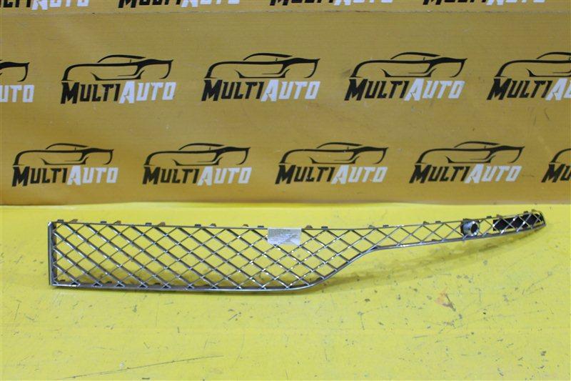Решетка в бампер Bentley Bentayga 1 2015 передняя правая