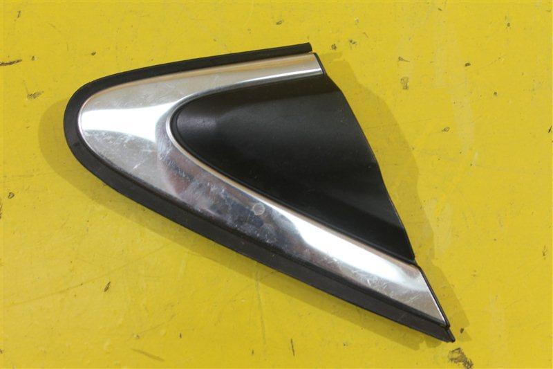 Накладка стекла двери Honda Cr-V 4 2012 правая