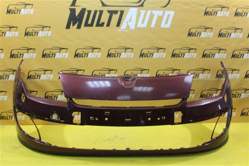 Бампер Renault Megane 3 2012 передний