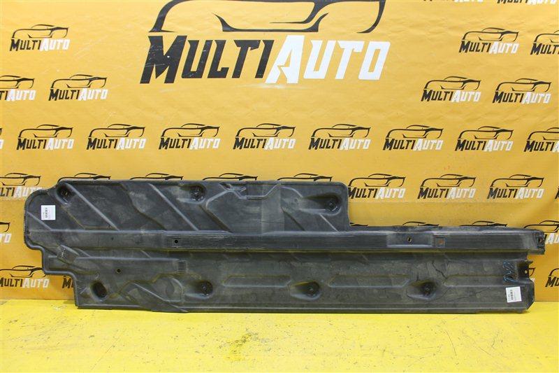 Защита днища Mercedes Glk X204 2008 левая
