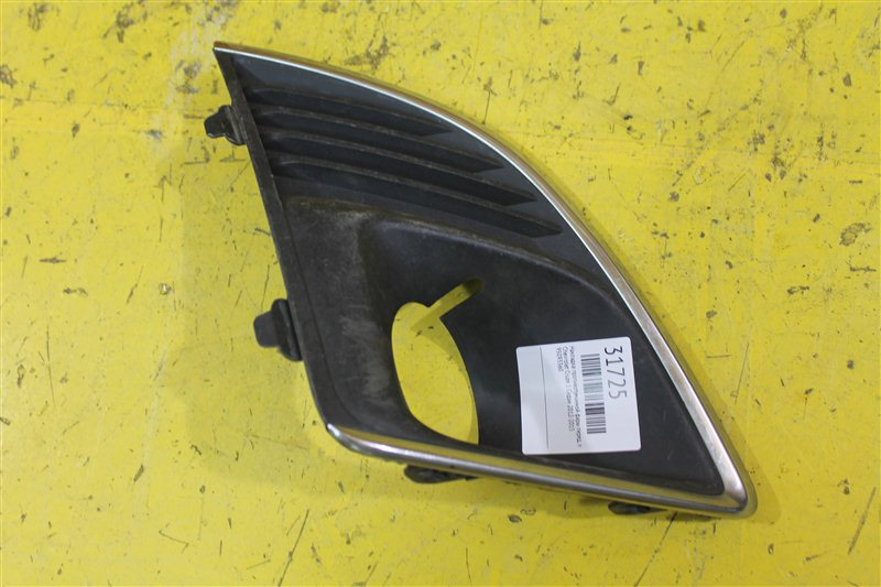 Накладка противотуманной фары Chevrolet Cruze 1 СЕДАН 2012 передняя правая