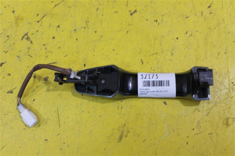 Ручка двери Toyota Land Cruiser 200 2012 передняя