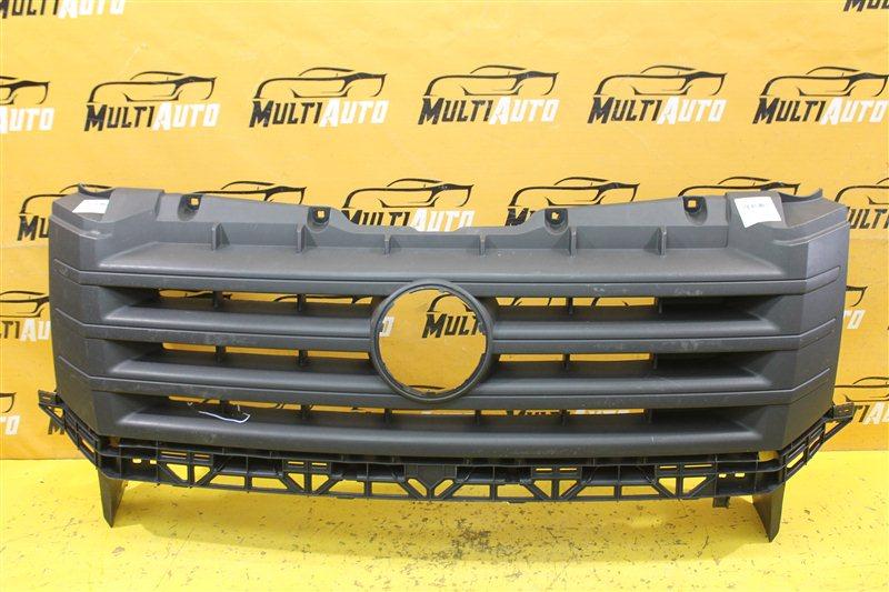 Решетка радиатора Volkswagen Crafter 2006