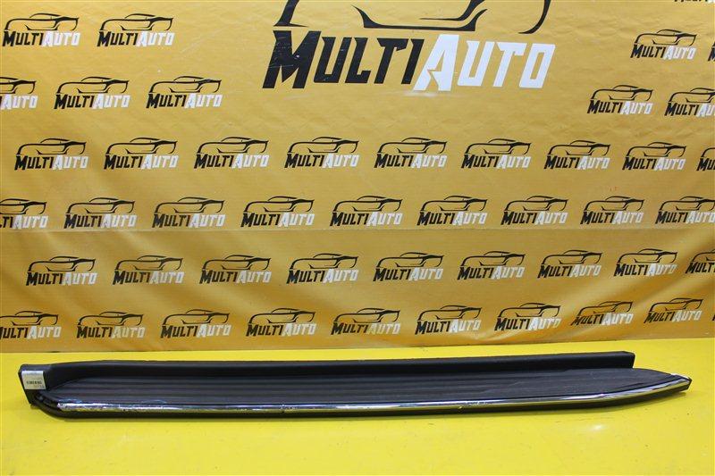 Порог Chevrolet Tahoe 4 2014 правый
