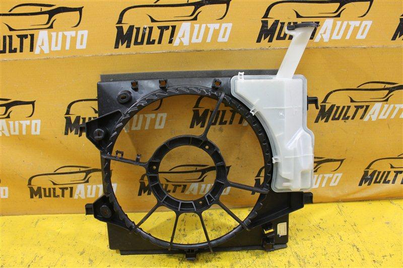 Диффузор радиатора Kia Picanto 2 2011