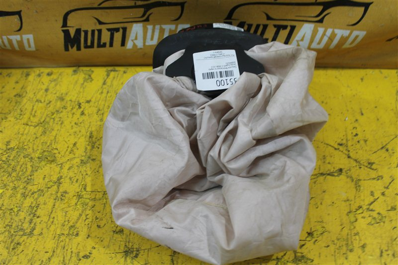 Подушка безопасности Skoda Superb 2 2008 передняя