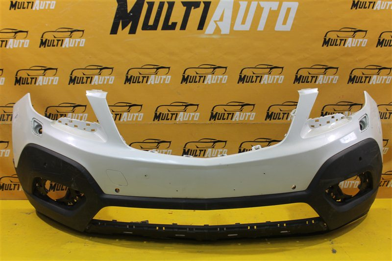 Бампер Opel Mokka 1 2012 передний
