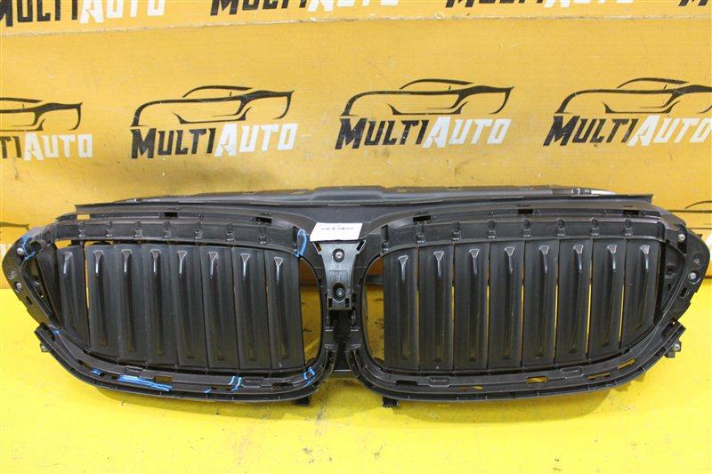 Воздуховод радиатора Bmw 5 Series G30 2016 передний верхний