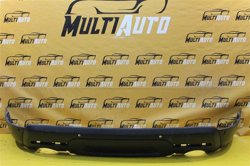 Юбка бампера Ford Explorer 5 2010 задняя