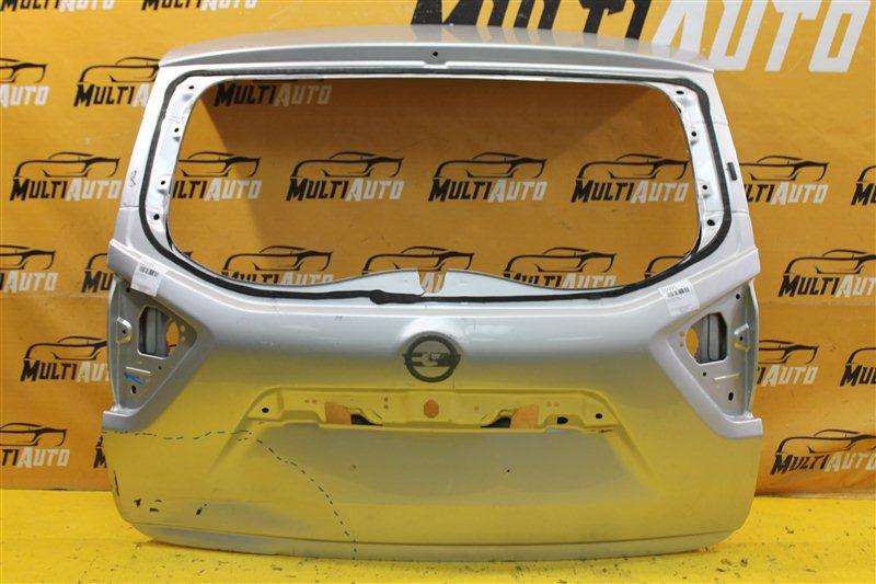 Крышка багажника Nissan Terrano 3 2014