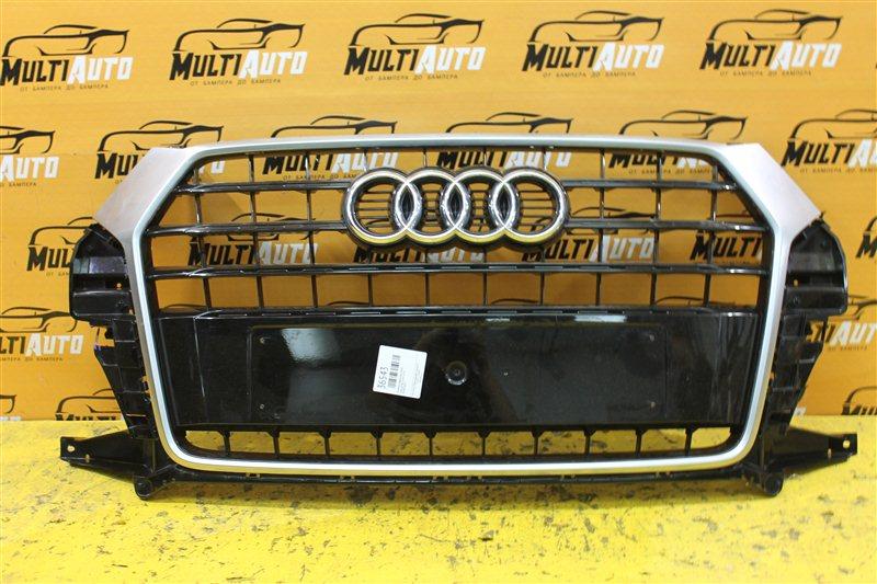 Решетка радиатора Audi Q3 8U 2014 передняя