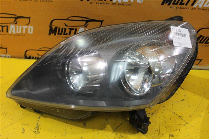 Фара Opel Zafira B 2005 передняя левая