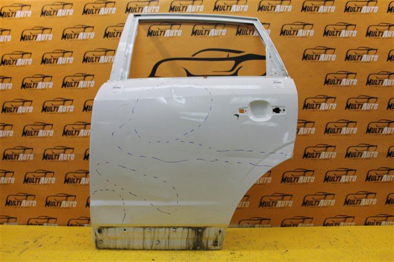 Дверь Opel Antara 1 2006 задняя левая