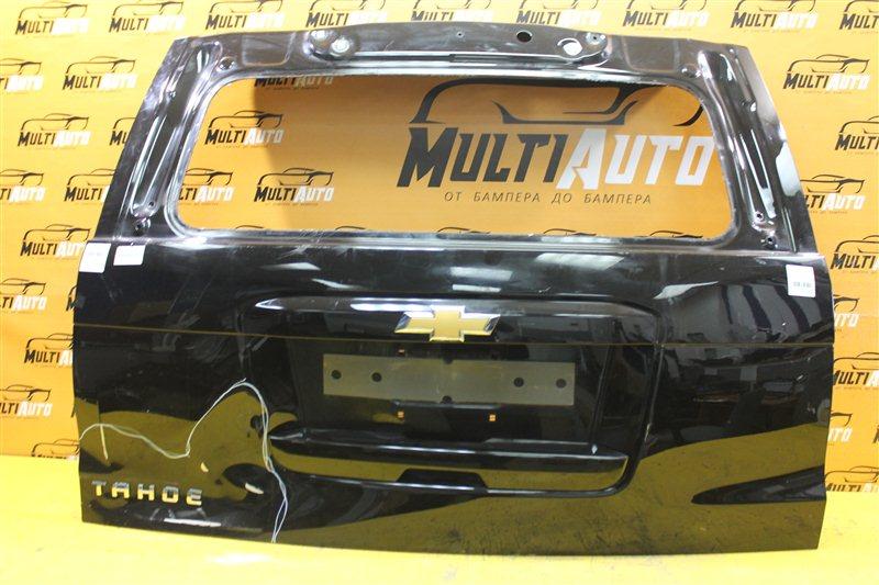 Крышка багажника Chevrolet Tahoe 4 2014