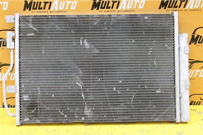 Радиатор кондиционера Chevrolet Aveo T300 2011