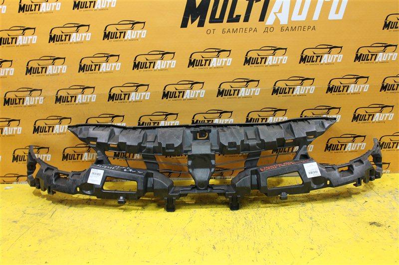 Каркас решетки радиатора Renault Fluence 2009 передний