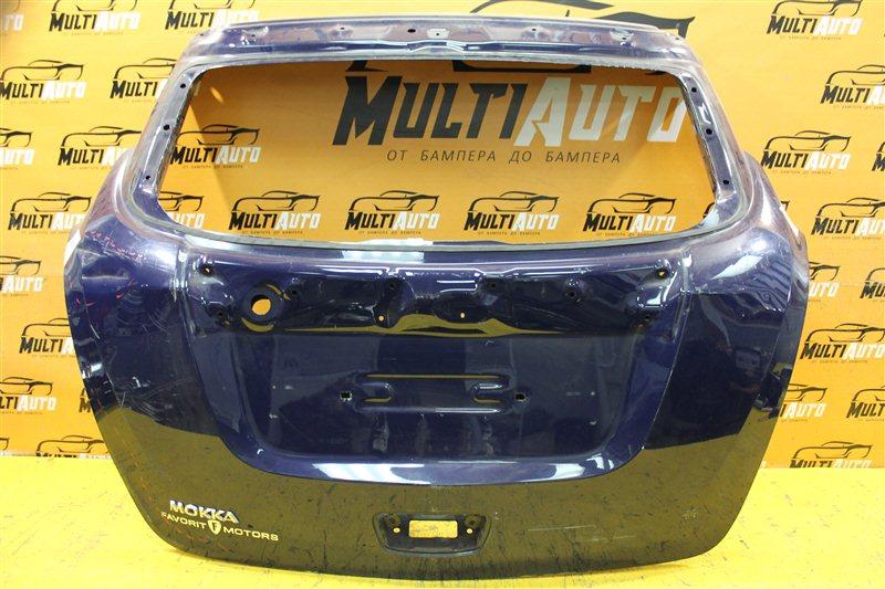 Крышка багажника Opel Mokka 2012