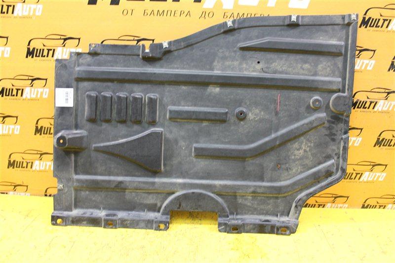 Защита днища Bmw X3 F25 2010 задняя левая