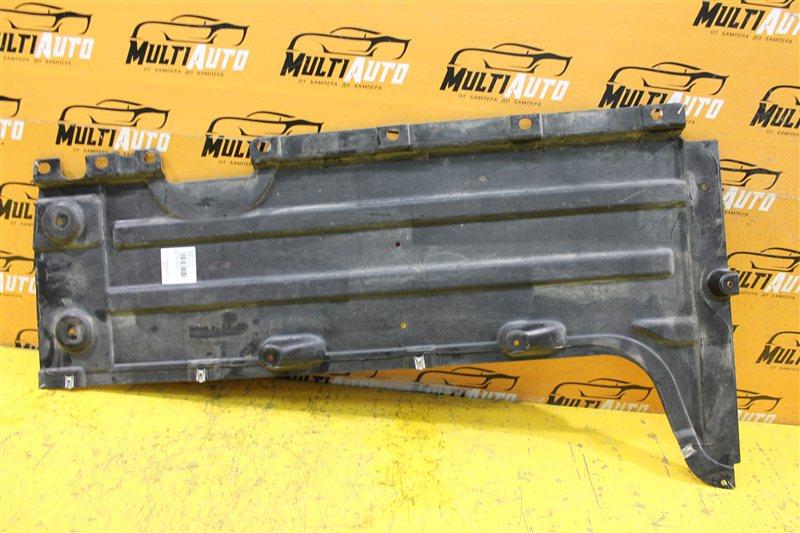 Защита днища Bmw X3 F25 2010 передняя правая