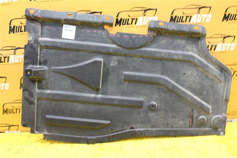 Защита днища Bmw X3 F25 2010 задняя правая