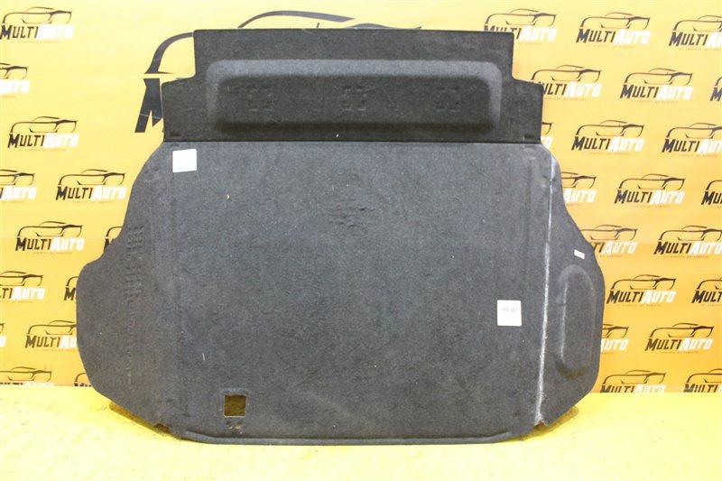 Пол багажного отсека Lexus Es 6 2012 задний