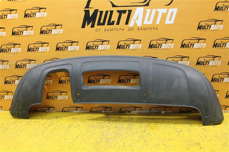 Юбка бампера Audi Q3 8U 2011 задняя нижняя