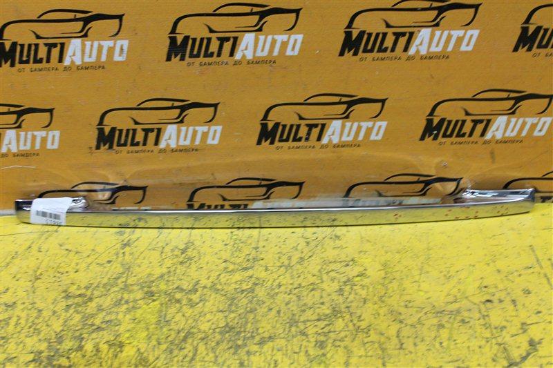 Хром крышки багажника Lexus Lx 3 2008 задний