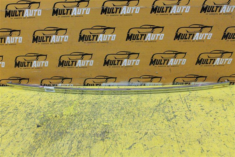 Хром крышки багажника Bmw 7 Series G11 2015
