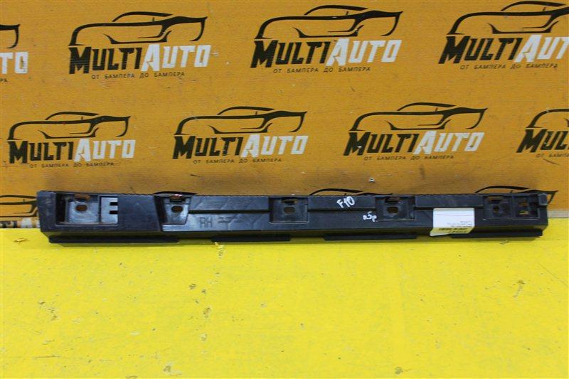 Кронштейн порога Bmw 5 Series F10 2010 правый