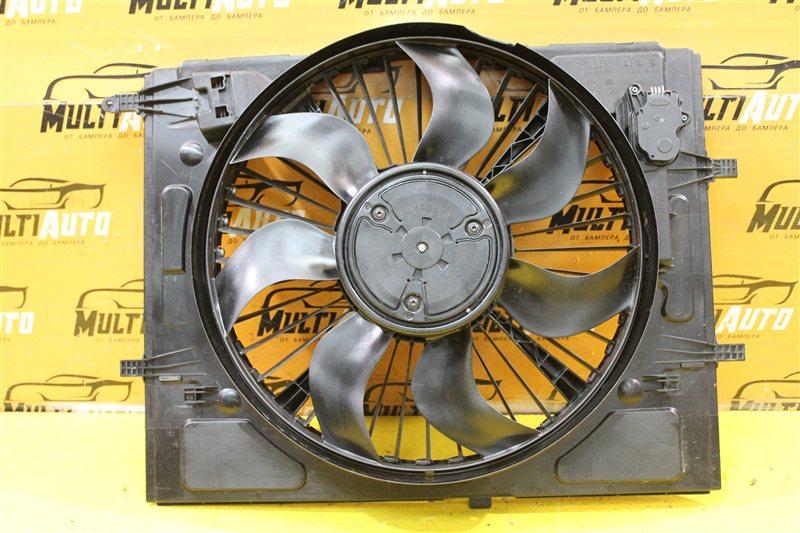 Вентилятор радиатора Mercedes Glc X253 2015